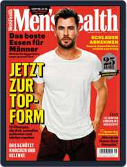 Men's Health Deutschland (Digital) Subscription May 1st, 2021 Issue