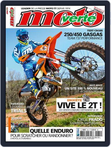 Moto Verte May 1st, 2021 Digital Back Issue Cover