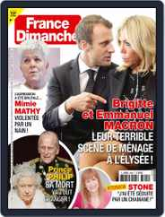 France Dimanche (Digital) Subscription April 16th, 2021 Issue