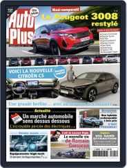Auto Plus France (Digital) Subscription April 16th, 2021 Issue