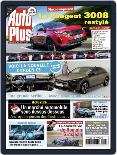 Auto Plus France (Digital) April 16th, 2021 Issue Cover