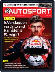 Autosport (Digital) Subscription April 8th, 2021 Issue