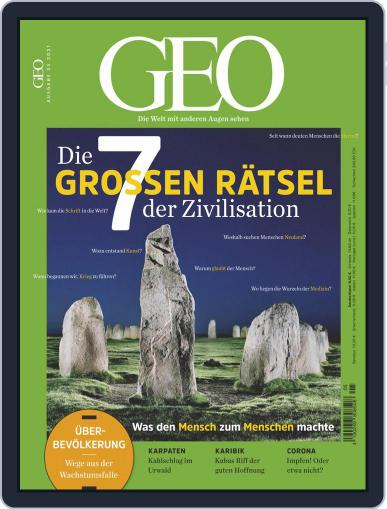 GEO May 1st, 2021 Digital Back Issue Cover