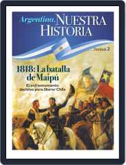 Argentina nuestra historia Magazine (Digital) Subscription February 1st, 2021 Issue