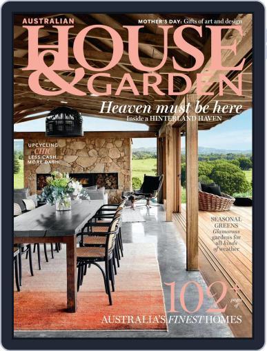 Australian House & Garden (Digital) May 1st, 2021 Issue Cover