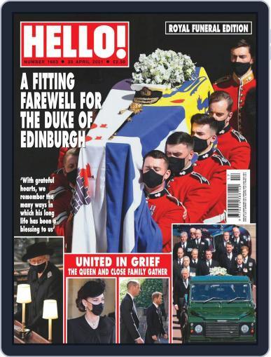 Hello! (Digital) April 26th, 2021 Issue Cover