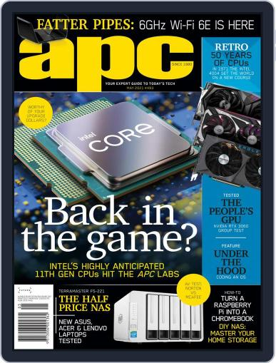 APC May 1st, 2021 Digital Back Issue Cover