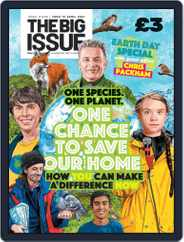 The Big Issue (Digital) Subscription April 19th, 2021 Issue