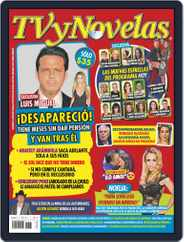 TV y Novelas México (Digital) Subscription April 19th, 2021 Issue