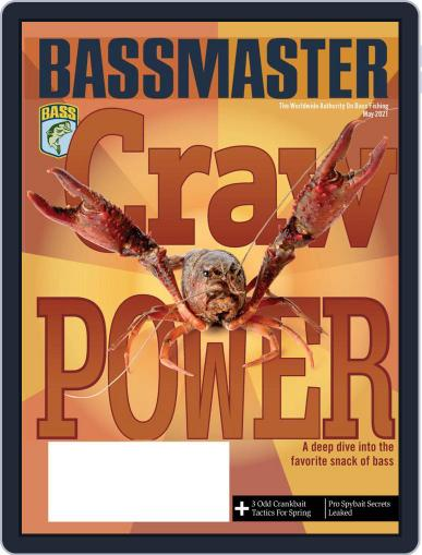 Bassmaster (Digital) May 1st, 2021 Issue Cover