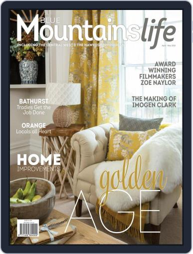 Blue Mountains Life April 1st, 2021 Digital Back Issue Cover