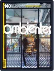 Revista Ambientes (Digital) Subscription April 14th, 2021 Issue