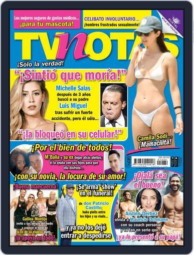 TvNotas (Digital) April 20th, 2021 Issue Cover
