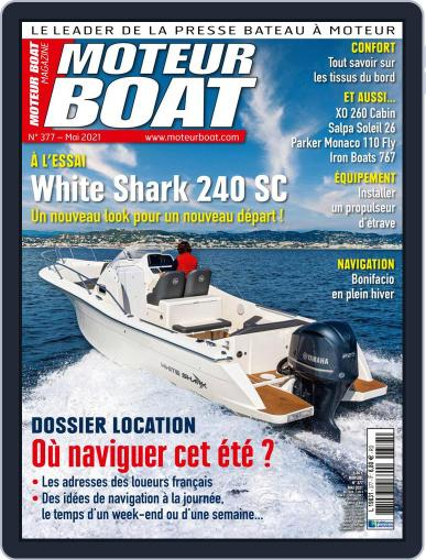 Moteur Boat May 1st, 2021 Digital Back Issue Cover