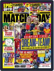 Match Of The Day (Digital) Subscription April 20th, 2021 Issue