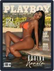 Playboy Denmark Magazine (Digital) Subscription October 1st, 2021 Issue
