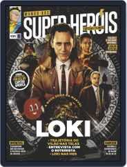 Mundo dos Super-Heróis Magazine (Digital) Subscription June 1st, 2021 Issue