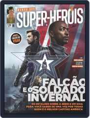 Mundo dos Super-Heróis Magazine (Digital) Subscription May 1st, 2021 Issue