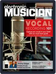 Electronic Musician (Digital) Subscription June 1st, 2021 Issue