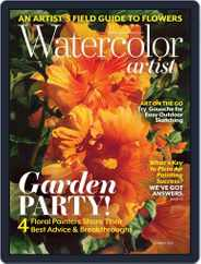 Watercolor Artist (Digital) Subscription April 1st, 2021 Issue