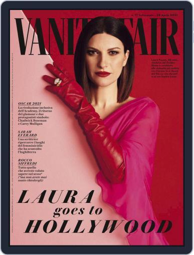 Vanity Fair Italia (Digital) April 28th, 2021 Issue Cover