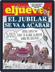 El Jueves (Digital) Subscription April 20th, 2021 Issue