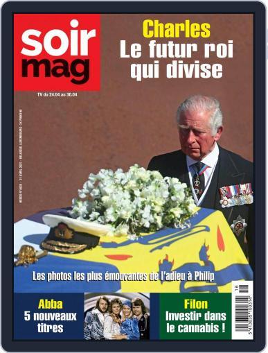 Soir mag (Digital) April 21st, 2021 Issue Cover