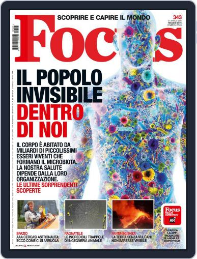 Focus Italia (Digital) May 1st, 2021 Issue Cover