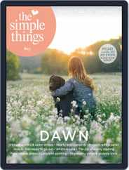 The Simple Things (Digital) Subscription May 1st, 2021 Issue