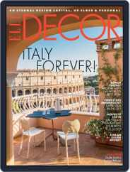 ELLE DECOR (Digital) Subscription May 1st, 2021 Issue