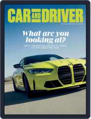 Car and Driver (Digital) Subscription May 1st, 2021 Issue