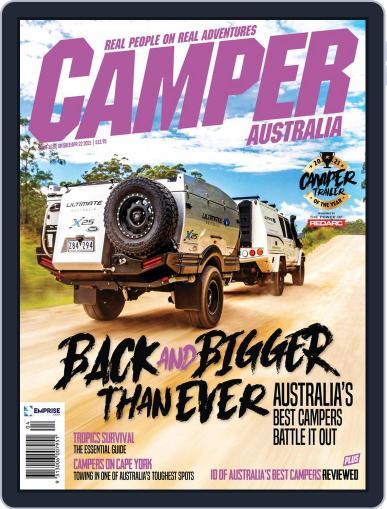 Camper Trailer Australia (Digital) April 1st, 2021 Issue Cover