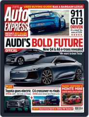 Auto Express (Digital) Subscription April 21st, 2021 Issue
