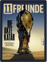 11 Freunde (Digital) Subscription May 1st, 2021 Issue