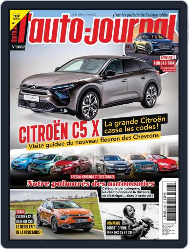 L'auto-journal (Digital) April 22nd, 2021 Issue Cover