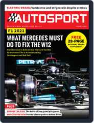 Autosport (Digital) Subscription April 15th, 2021 Issue