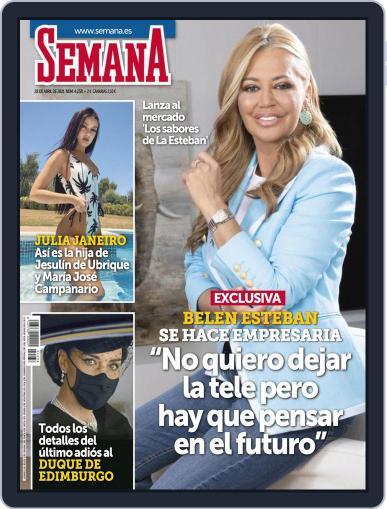 Semana (Digital) April 28th, 2021 Issue Cover