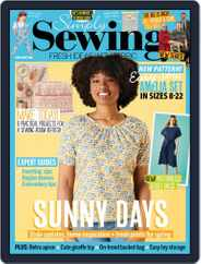 Simply Sewing (Digital) Subscription June 1st, 2021 Issue