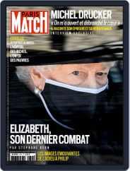 Paris Match (Digital) Subscription April 21st, 2021 Issue