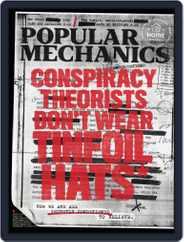 Popular Mechanics (Digital) Subscription May 1st, 2021 Issue