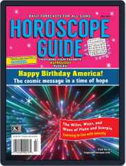 Horoscope Guide (Digital) Subscription July 1st, 2021 Issue
