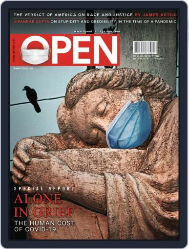 Open India April 23rd, 2021 Digital Back Issue Cover