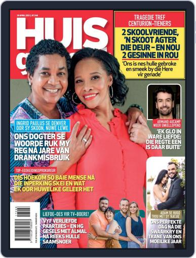 Huisgenoot (Digital) April 29th, 2021 Issue Cover