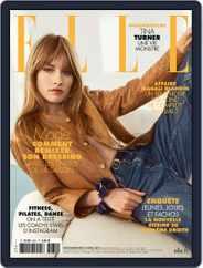 Elle France (Digital) Subscription April 23rd, 2021 Issue