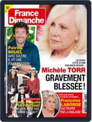 France Dimanche (Digital) Subscription April 23rd, 2021 Issue