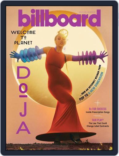 Billboard (Digital) April 24th, 2021 Issue Cover