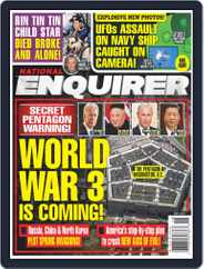 National Enquirer (Digital) Subscription May 3rd, 2021 Issue
