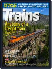 Trains (Digital) Subscription June 1st, 2021 Issue