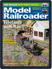Model Railroader (Digital) Subscription June 1st, 2021 Issue