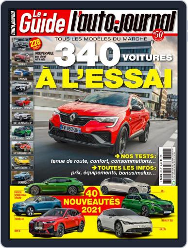 L'auto-journal (Digital) April 1st, 2021 Issue Cover